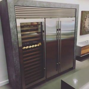 crocodile fridge housing - 1